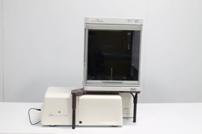 Protein Simple MFI 5200 Micro-Flow Imaging Particle Analyzer w/ Bot1