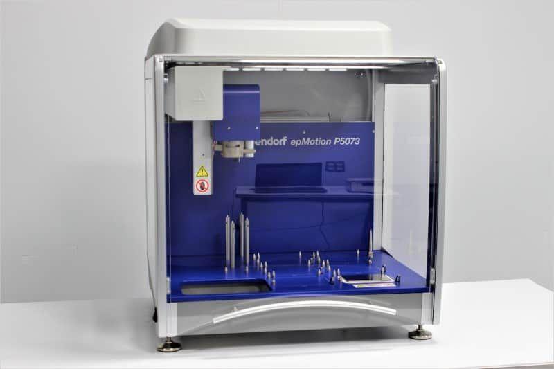 Eppendorf epMotion P5073 Liquid Handler