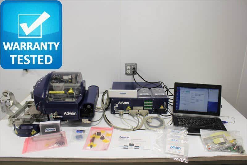 Advion TriVersa NanoMate ESI Electrospray Ionization Robot w/ Controller