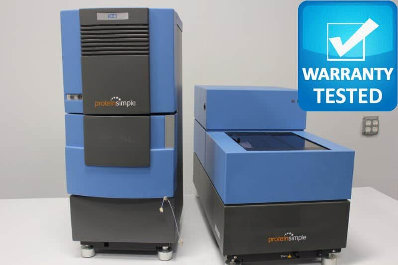 ProteinSimple iCE3 Protein Analyzer w/ cIEF MicroInjector Next Autosampler