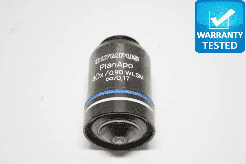 Olympus PlanApo 40x/0.90 WLSM Microscope Objective