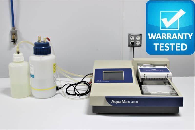 Molecular Devices AquaMax 4000 Microplate Washer AQ4K Unit4