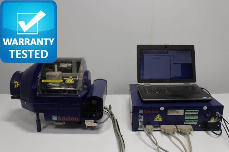 Advion TriVersa NanoMate Electrospray Ionization Robot w/ Controller Unit2