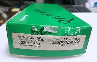 Welch Allyn 32810 Sigmoidoscope, 19mm x 15cm w/2 Obturators (#328044-503)