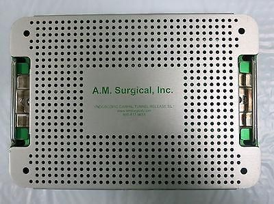 A.M. Surgical Endoscopic Carpal Tunell Release Set