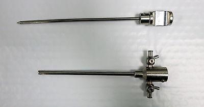 Dyonics 3723 Cannula Sheath & 4356 Obturator