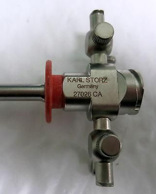 Karl Storz 27026 CA Sheath, 20Fr.
