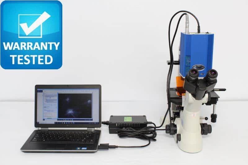 Photometrics CoolSNAP HQ2 CCD Microscope Camera