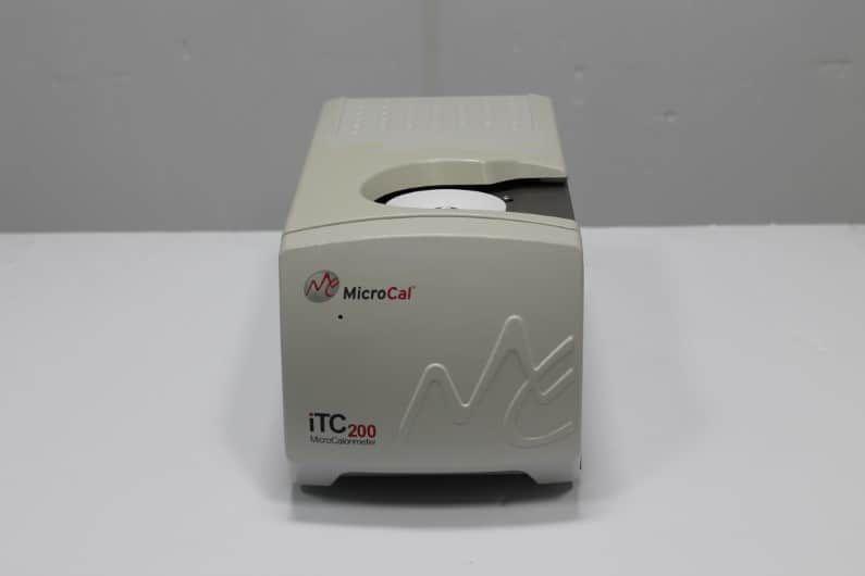 Malvern MicroCal iTC 200 Micro Calorimeter Pred PEAQ