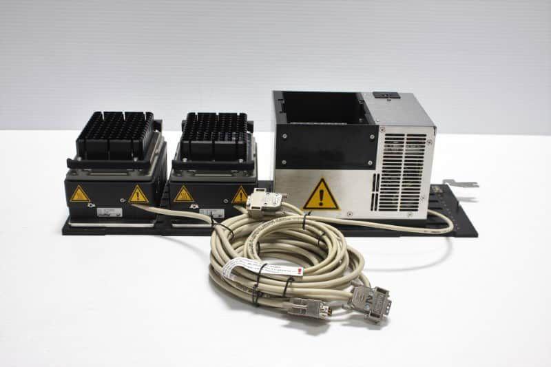 Hamilton Microlab Star / Starlet Heater Shaker/ MFX Cooling Module w/Control box