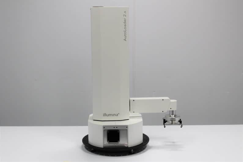 Illumina AutoLoader 2.x Hudson PCE4-EX PlateCrane Robotic Arm Microplate Handler