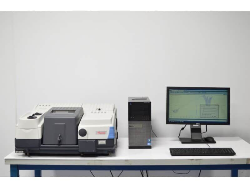 Thermo Nicolet 6700 FT-IR Spectrometer Pred IS50 IS 50 Unit2 - AV