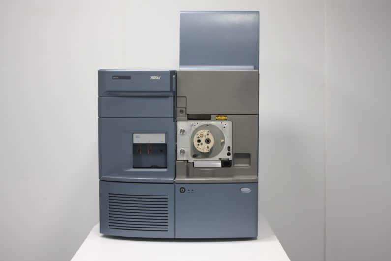 Waters Micromass XEVO QTof MS Mass Spectrometer - AV