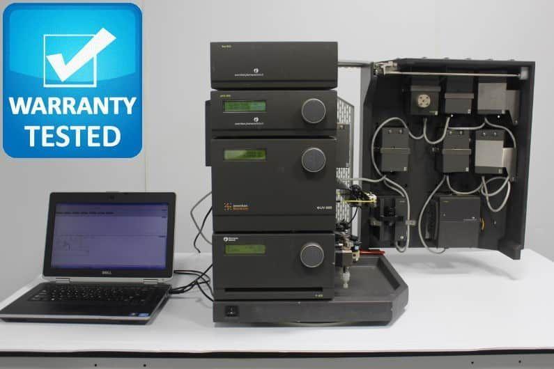 GE Amersham AKTA Explorer 100 FPLC Unit2 - AV