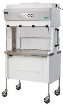 NuAire AllerGard ES NU-620 - High Containment Animal Transfer Station
