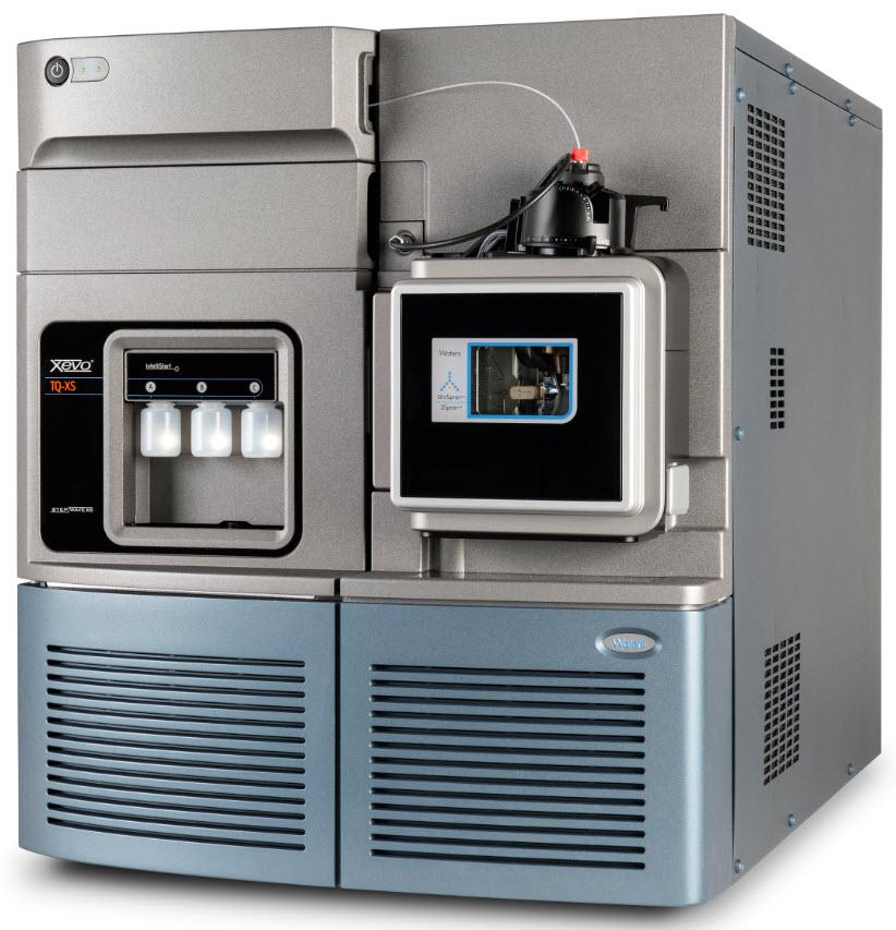 Waters XEVO TQ-XS Benchtop Mass Spectrometer