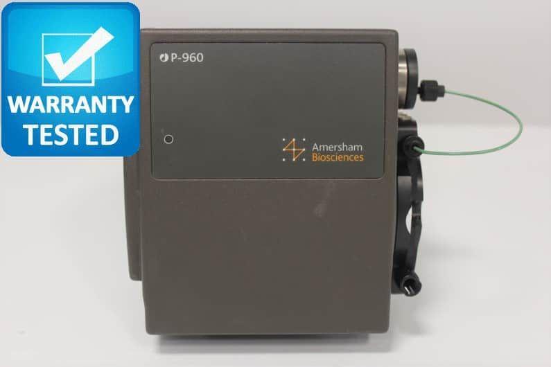 GE Amersham P-960 Sample Pump AKTA FPLC Chromatography