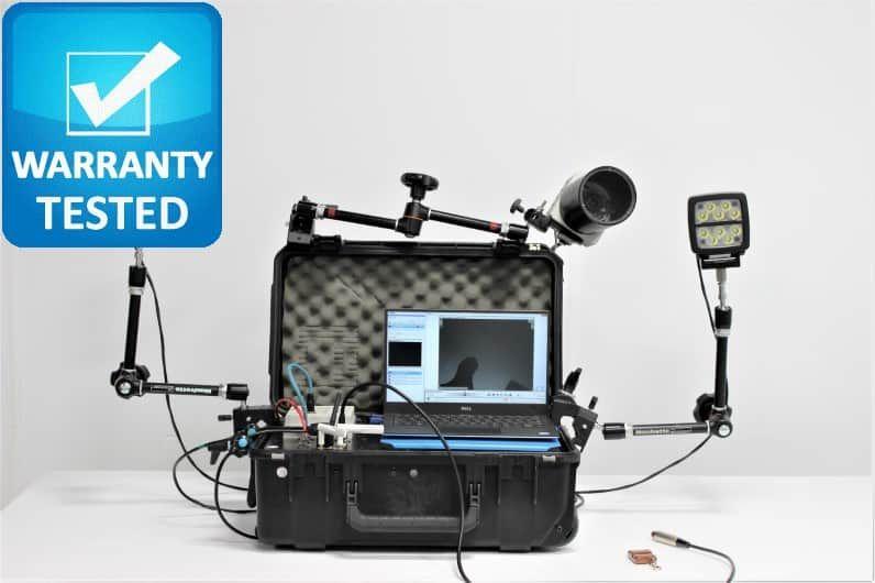 Monitoring HindSight 2020CAM Camera System