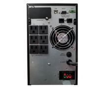 1.5 kVA / 1,350 Watt Power Conditioner, Voltage Regulator, & Battery Backup UPS