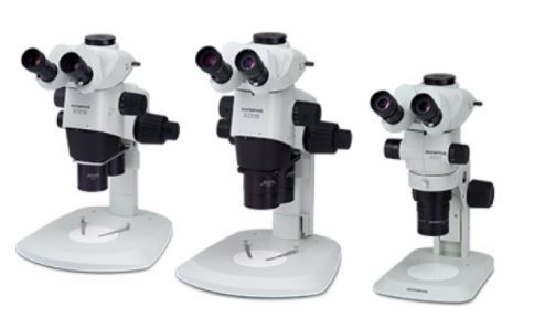 Olympus SZX16/SZX10/SZX7 Stereo Microscopes