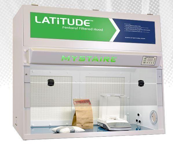 Mystaire- Latitude Fentanyl Filtered Hood