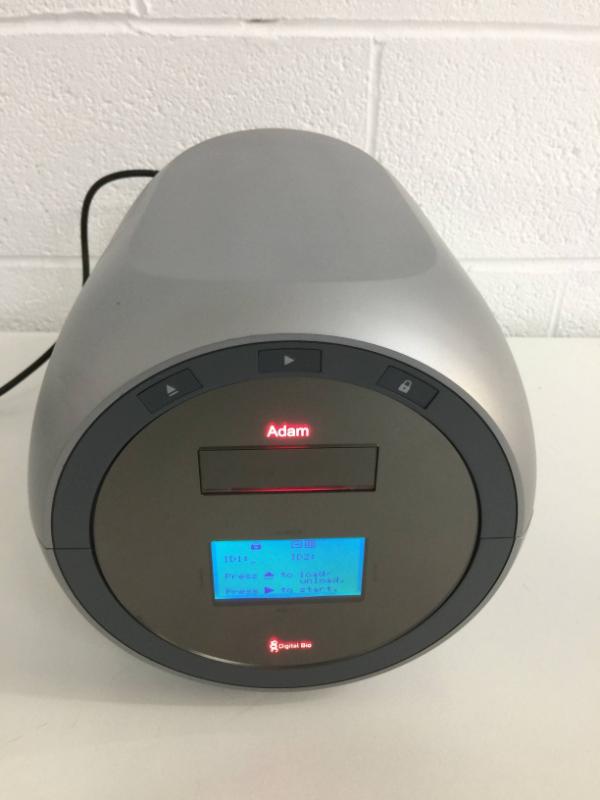 Nanoentek Adam - MC Automatic Fluorescence Cell Counter