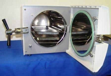 Tuttnauer 2540EA Refurbished Automatic Autoclave - Clearance