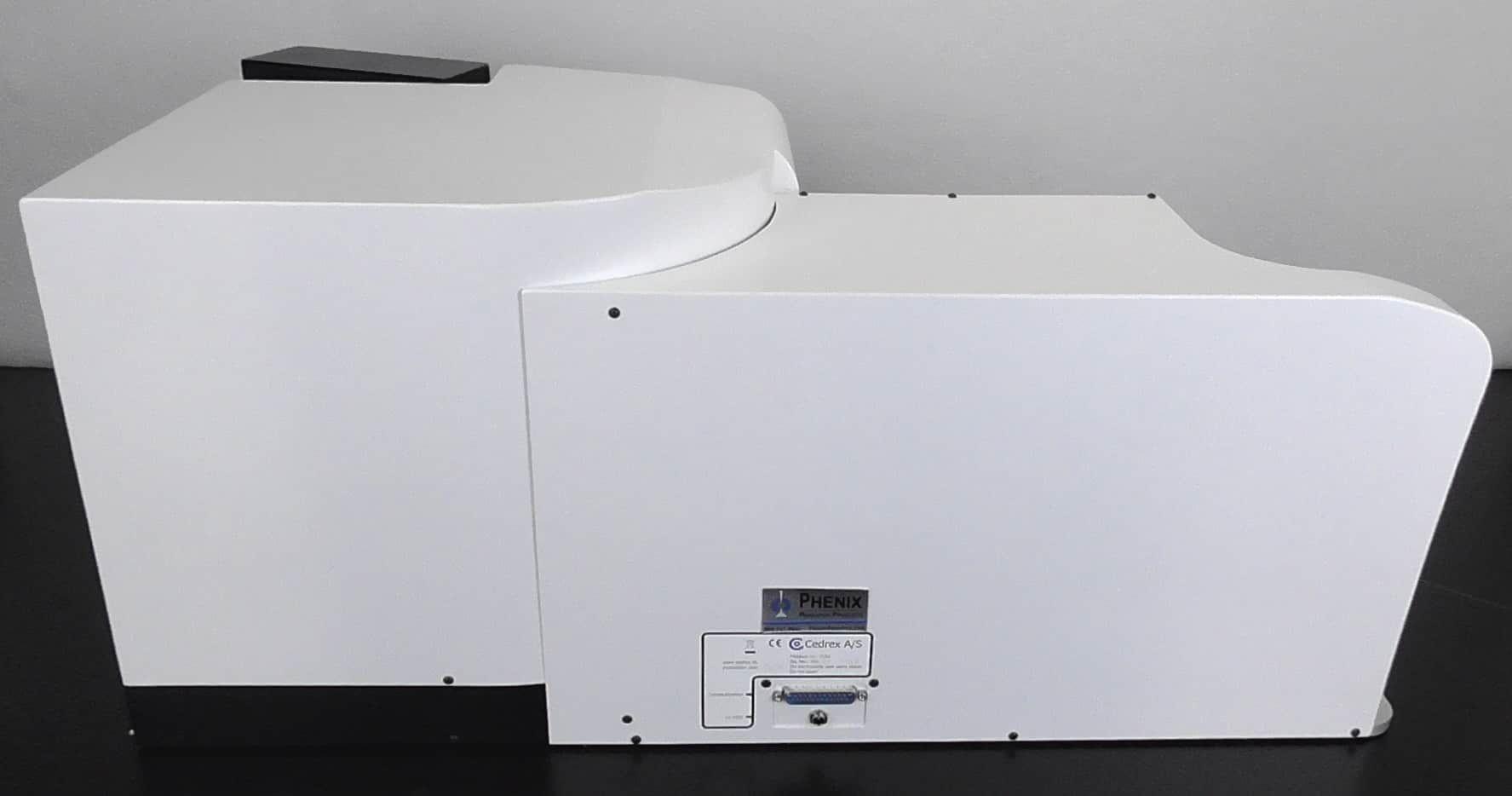 Phenix Research Cedrex A/S CDU XSD-96 Capper/Decapper