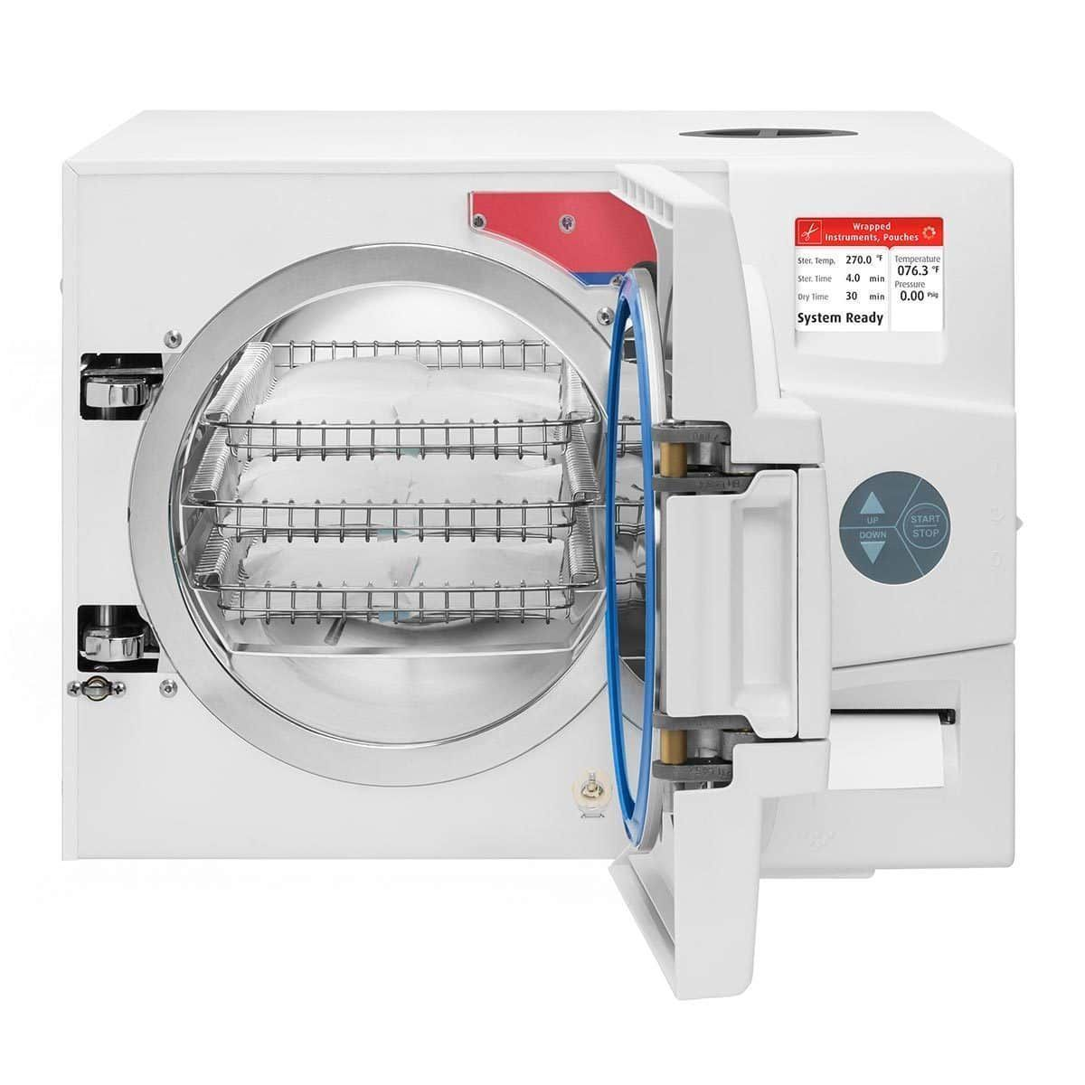 EZ9Plus Tuttnauer Automatic Autoclave - New - In Stock - Boothmed - Rebate Promotion Included