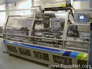 #490112 Aries 602 Overwrapper Machine