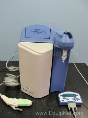 #478401 Barnstead D11931 NANOpure Diamond Water Purifier