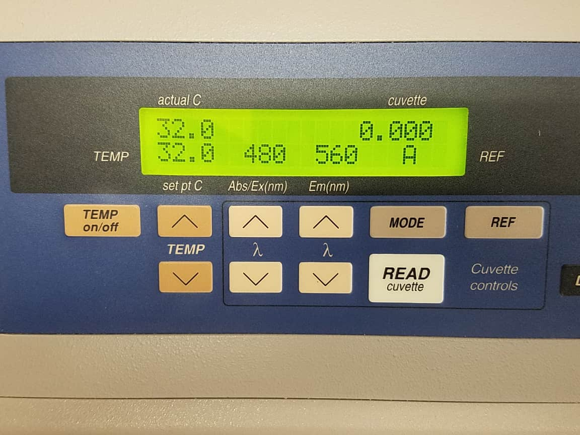 Fully Refurbished Molecular Devices Spectramax M5 Microplate Reader