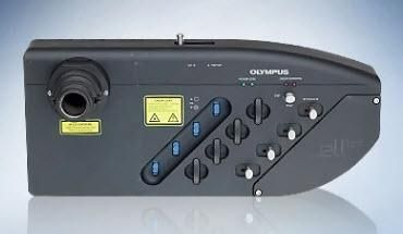 Olympus cellTIRF-4Line system