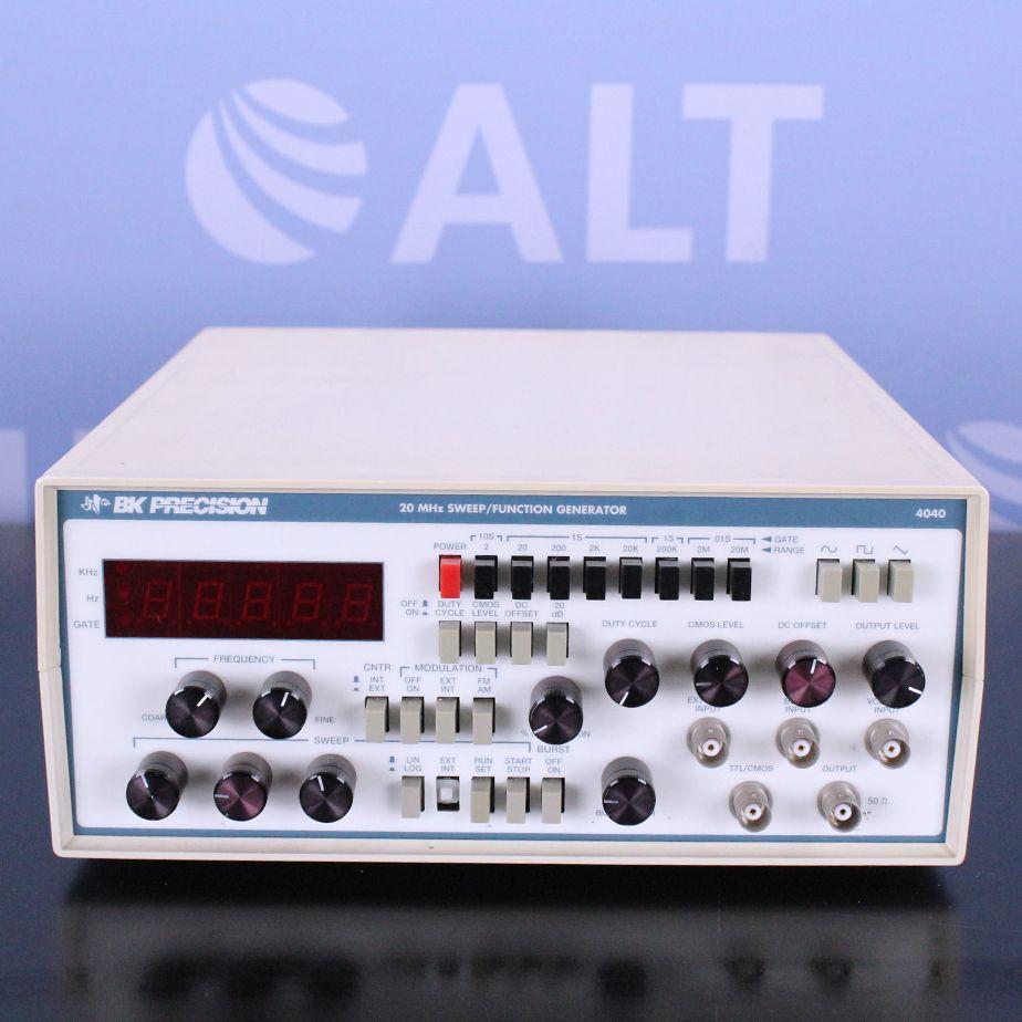 BK Precision 20 MHz Sweep Function Generator