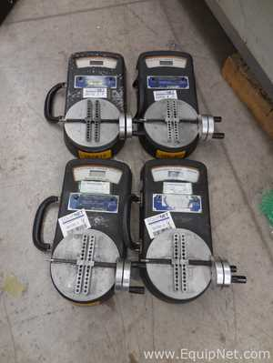 #501593 Lot of 4 Secure Pak Electronic Torque Testers