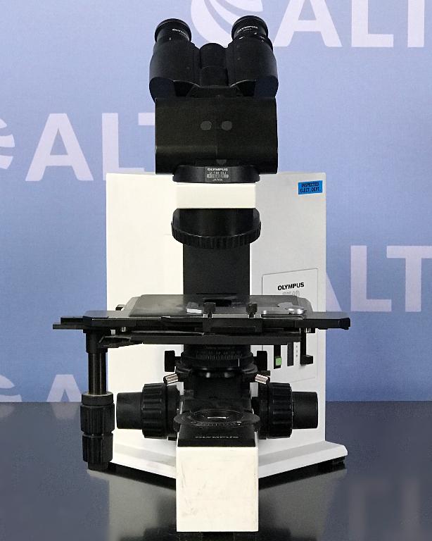 Olympus BX40F4 System Microscope