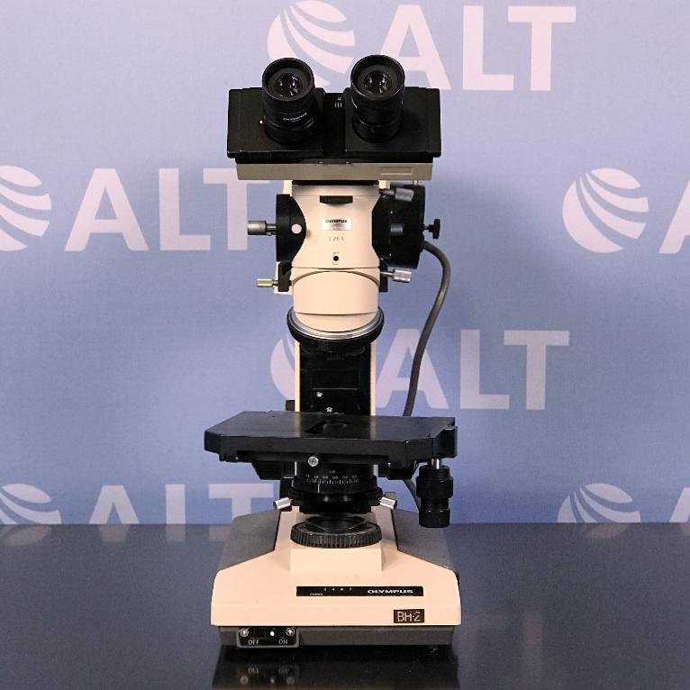 Olympus BH-2 Microscope Model BH2-RFL-T2