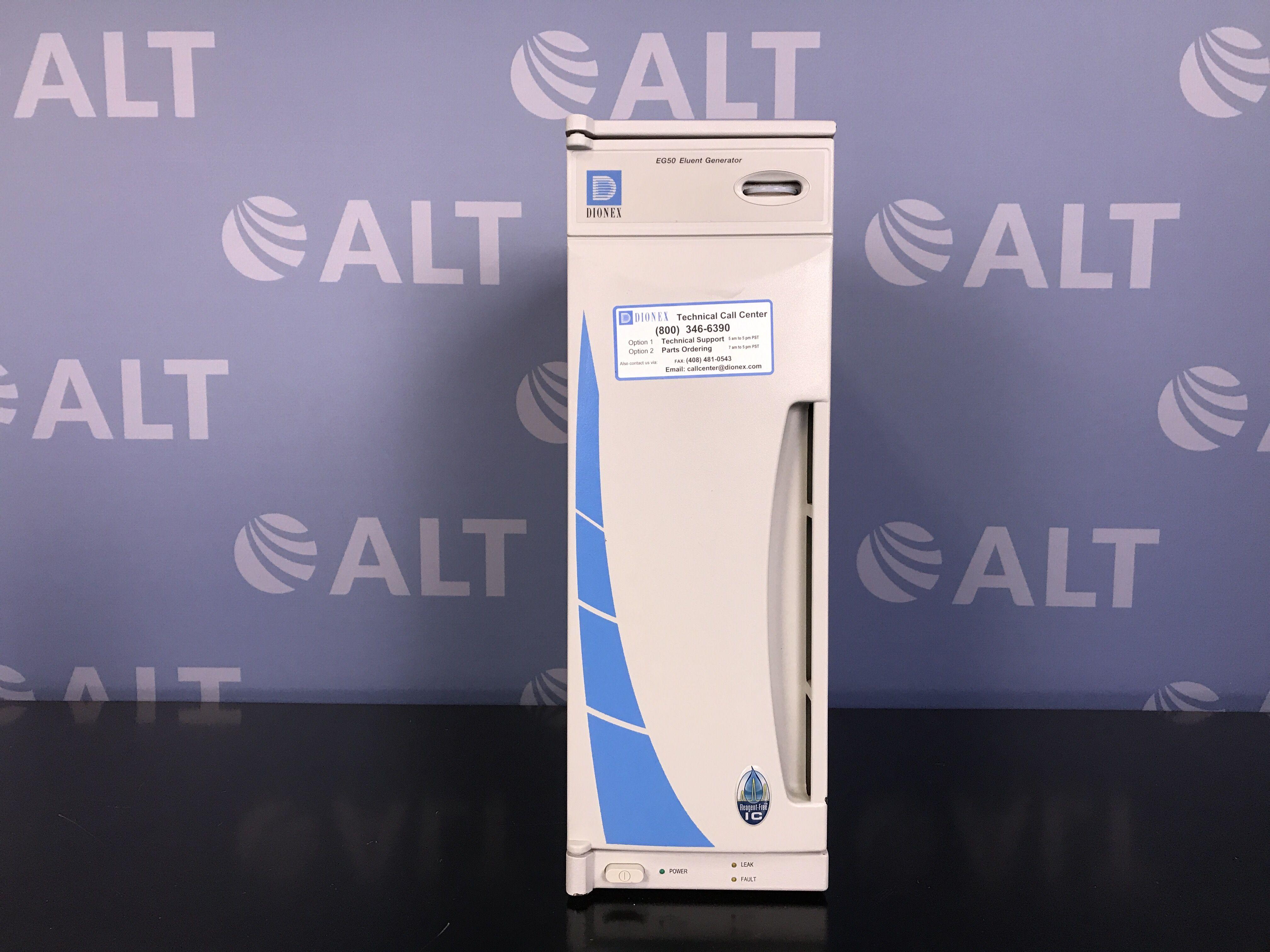 Dionex EG50 Eluent Generator