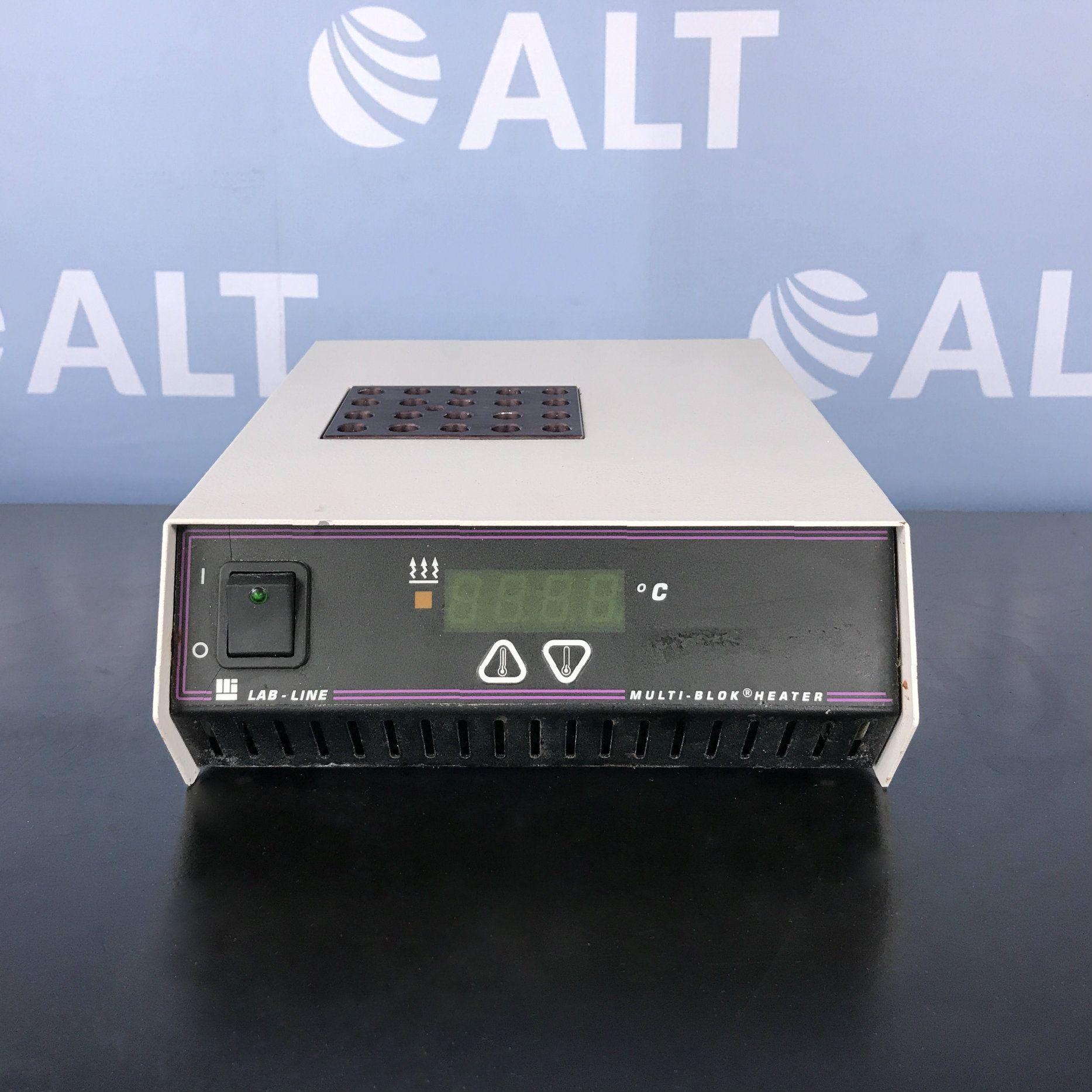 Lab-Line Multi-Blok Heater Model 2000
