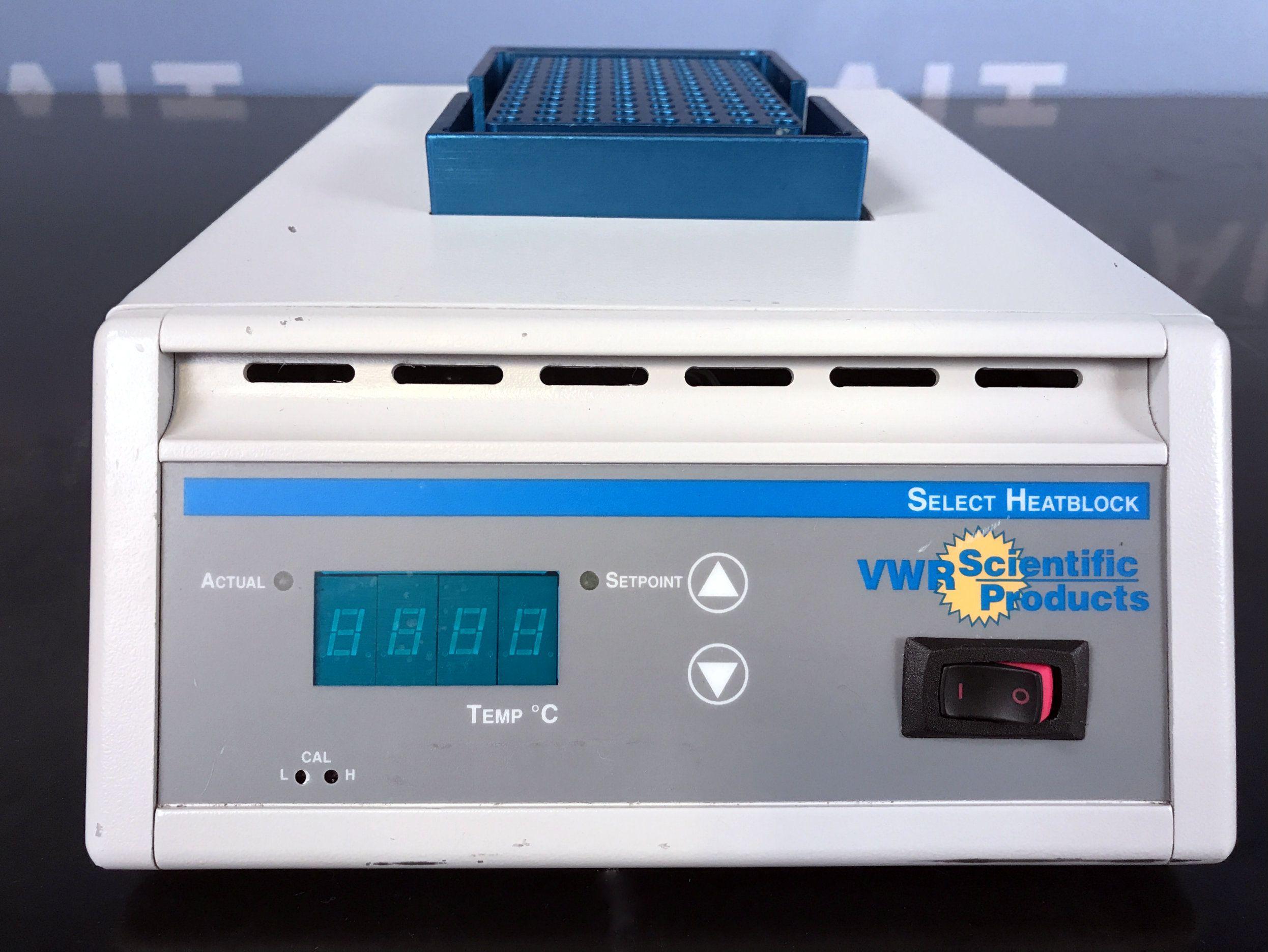 VWR 13259-052 Digital Dual Heat Block