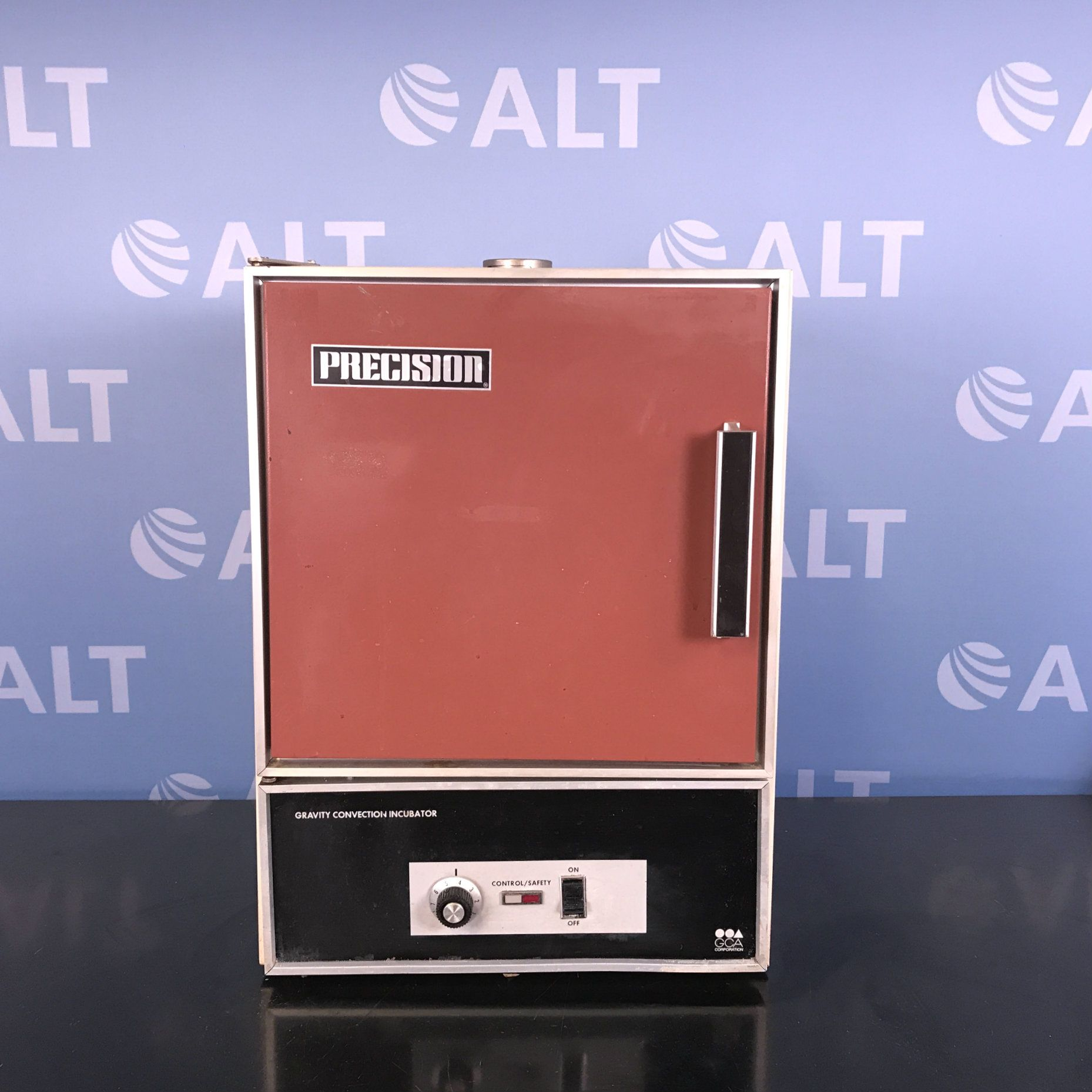 Precision Gravity Convention Incubator Model 2