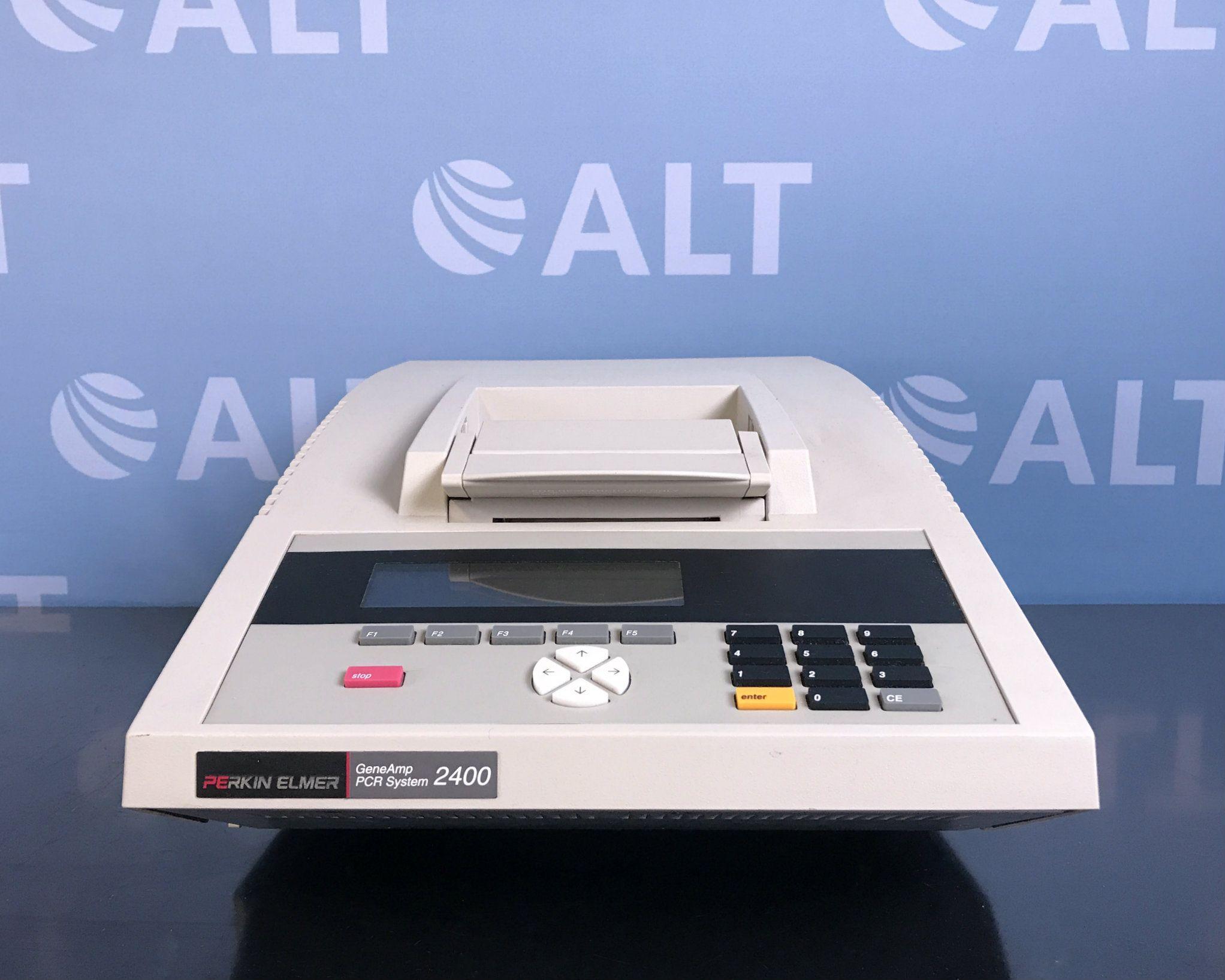 Perkin Elmer GeneAmp PCR System 2400