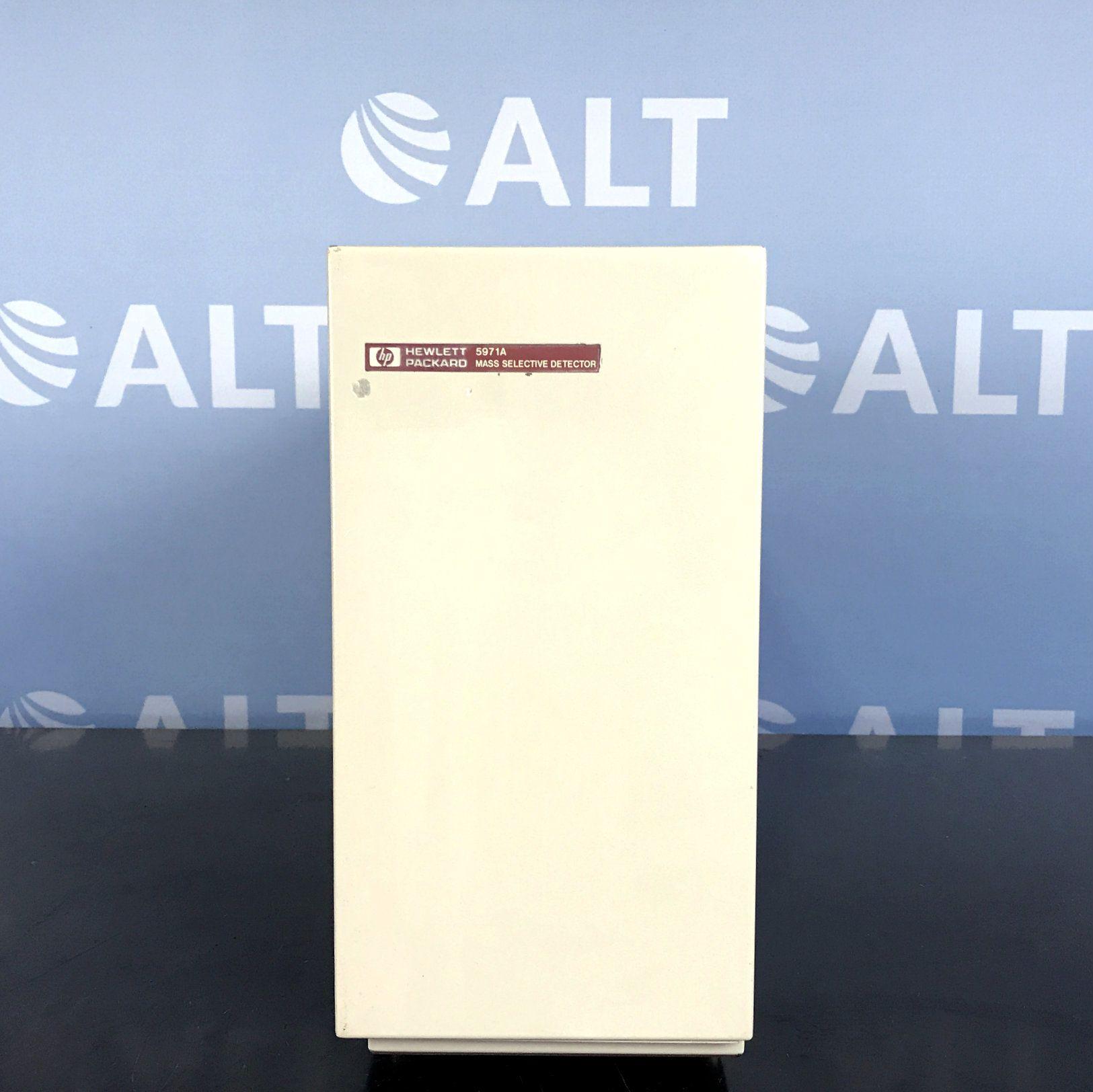 Hewlett Packard 5971A Series Mass Selective Detector