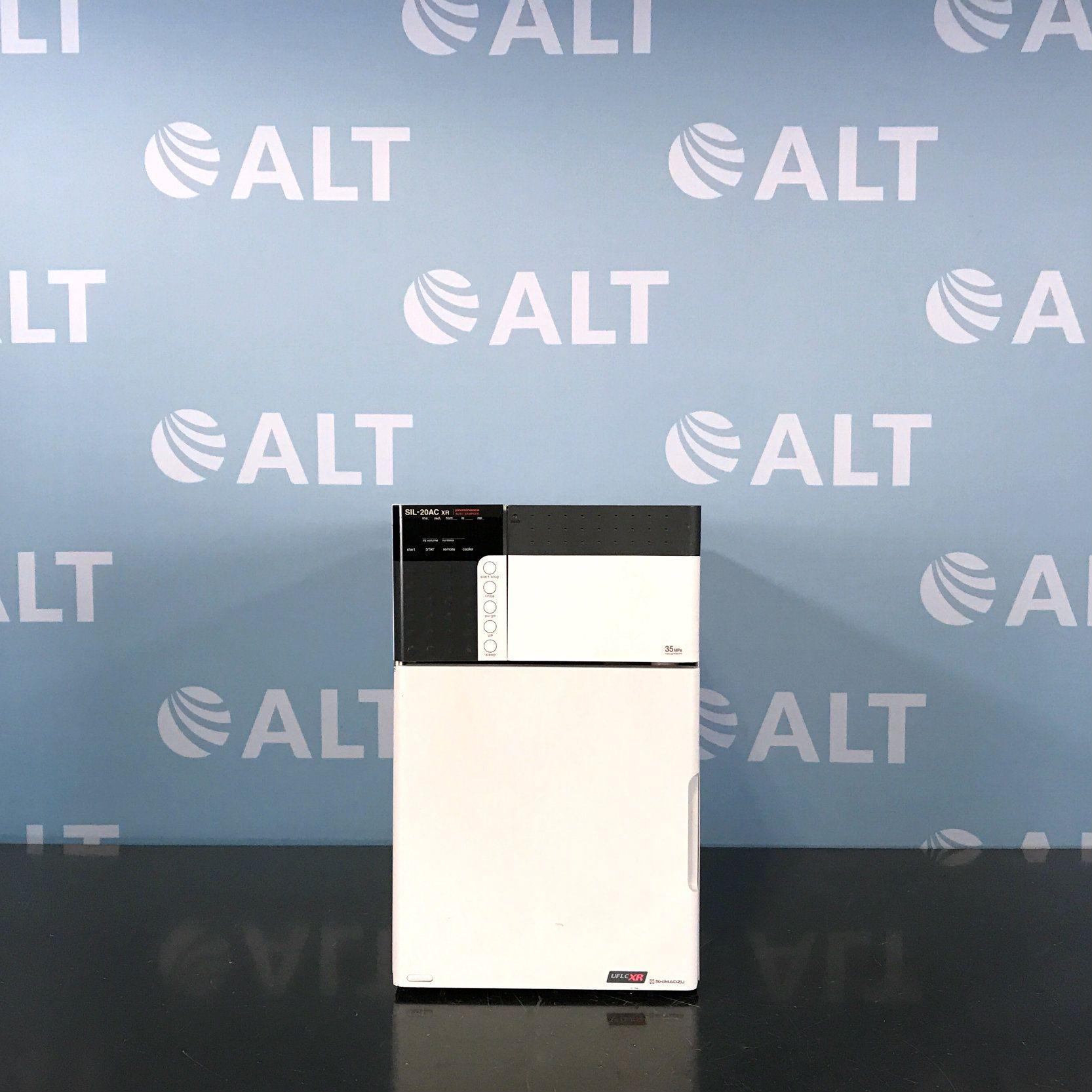 Shimadzu SIL-20ACXR HPLC Autosampler