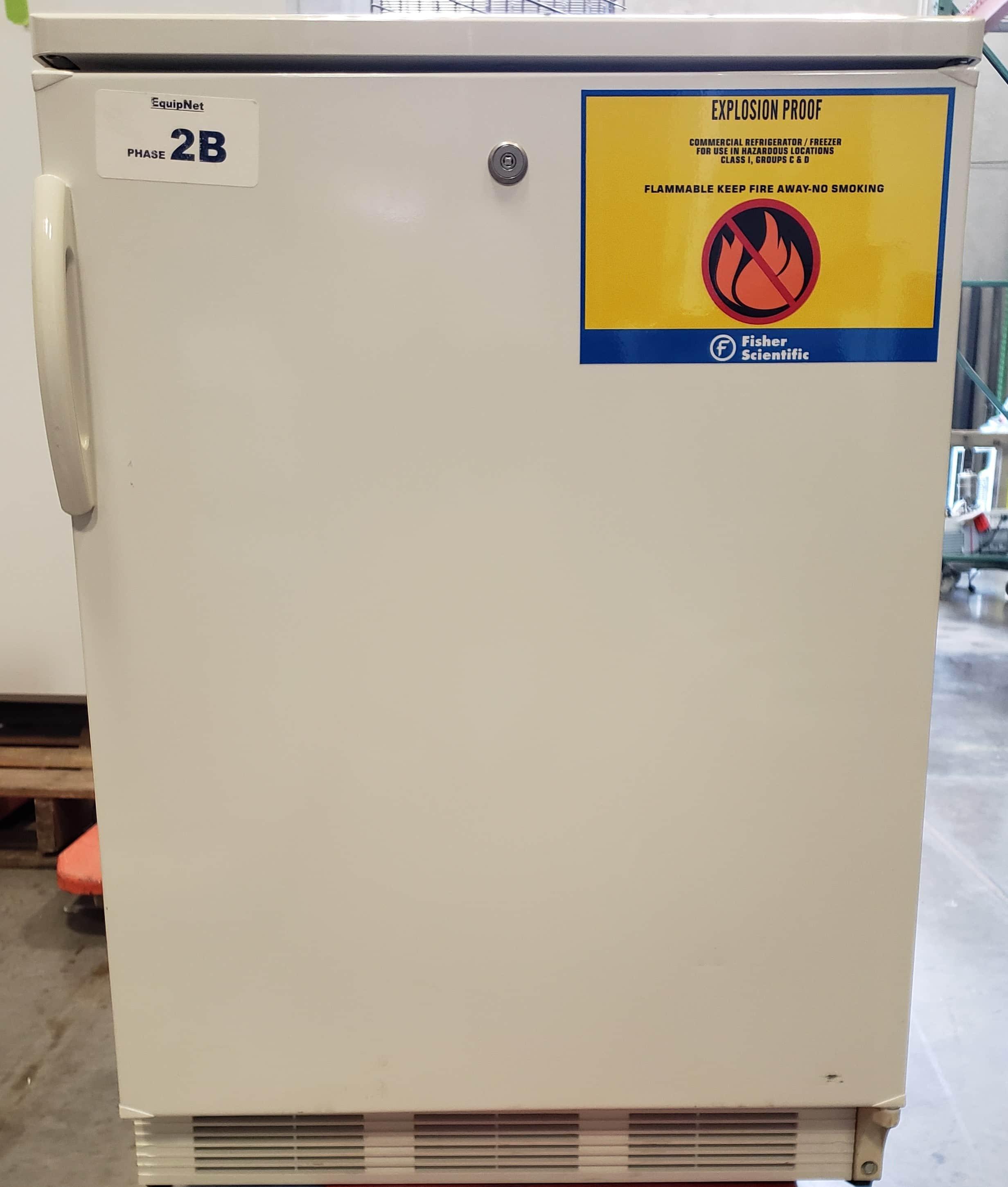 Fisher Scientific 97-950-1 Explosion-Proof Undercounter Refrigerator