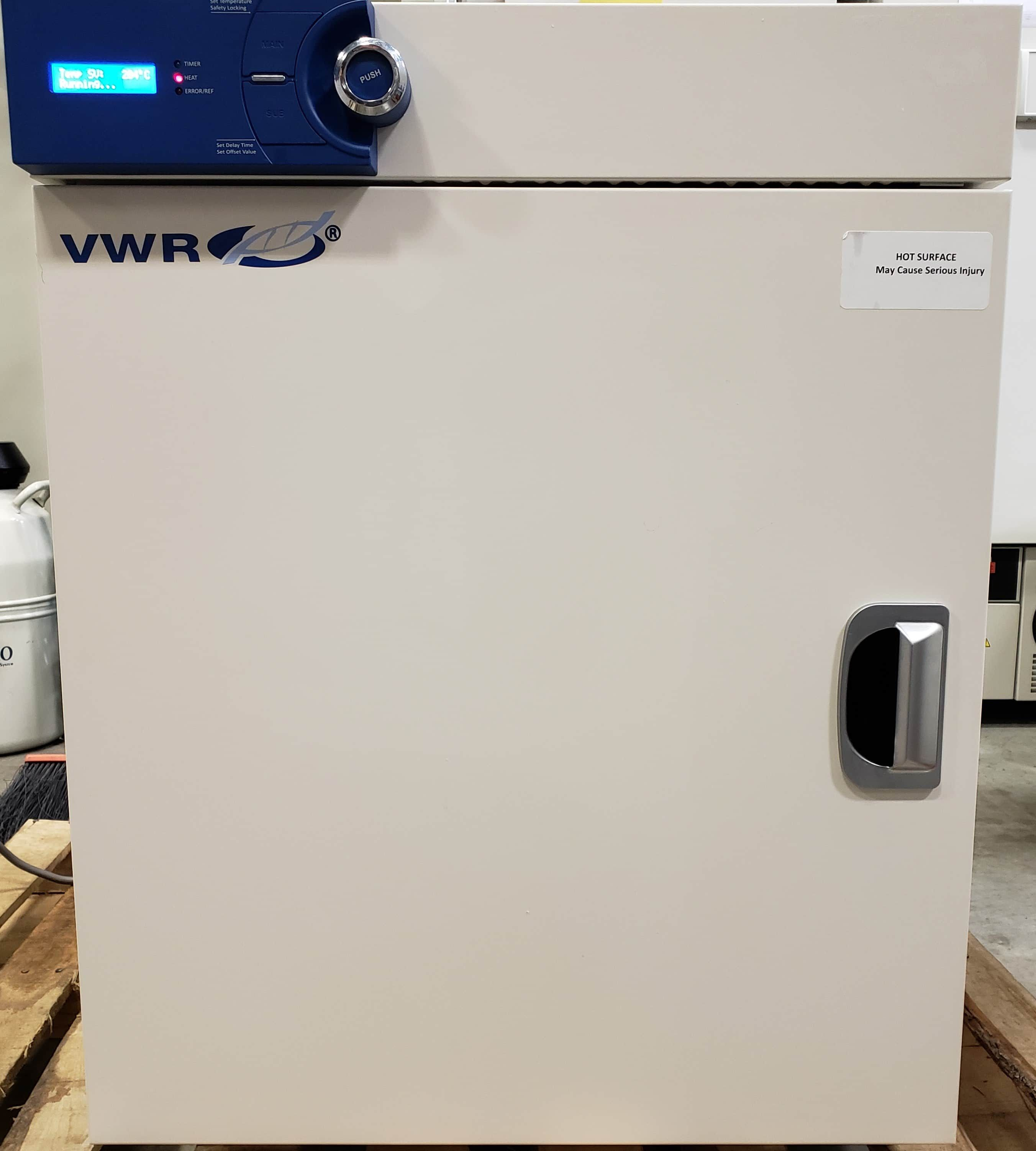 Oven: VWR Horizontal Air Flow Oven - Very good condition