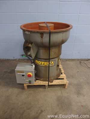 #634899 Rotec Metal Finishing Products Vibratory Polisher
