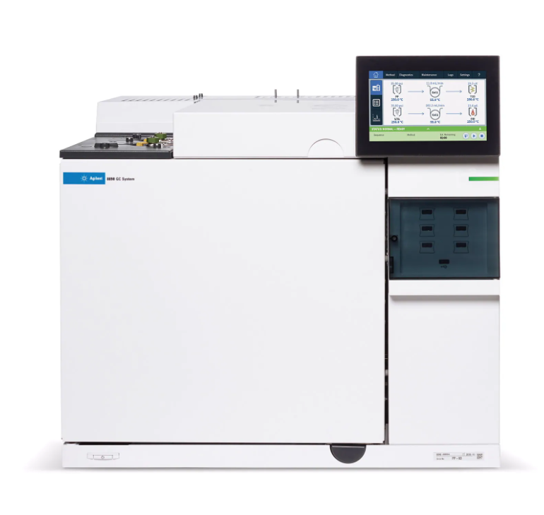 Agilent Certified Pre-Owned Instruments 8890 GC System