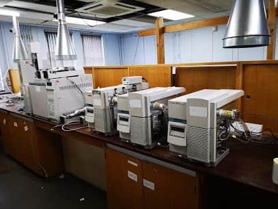 Agilent 6890/Agilent 5973 MSD