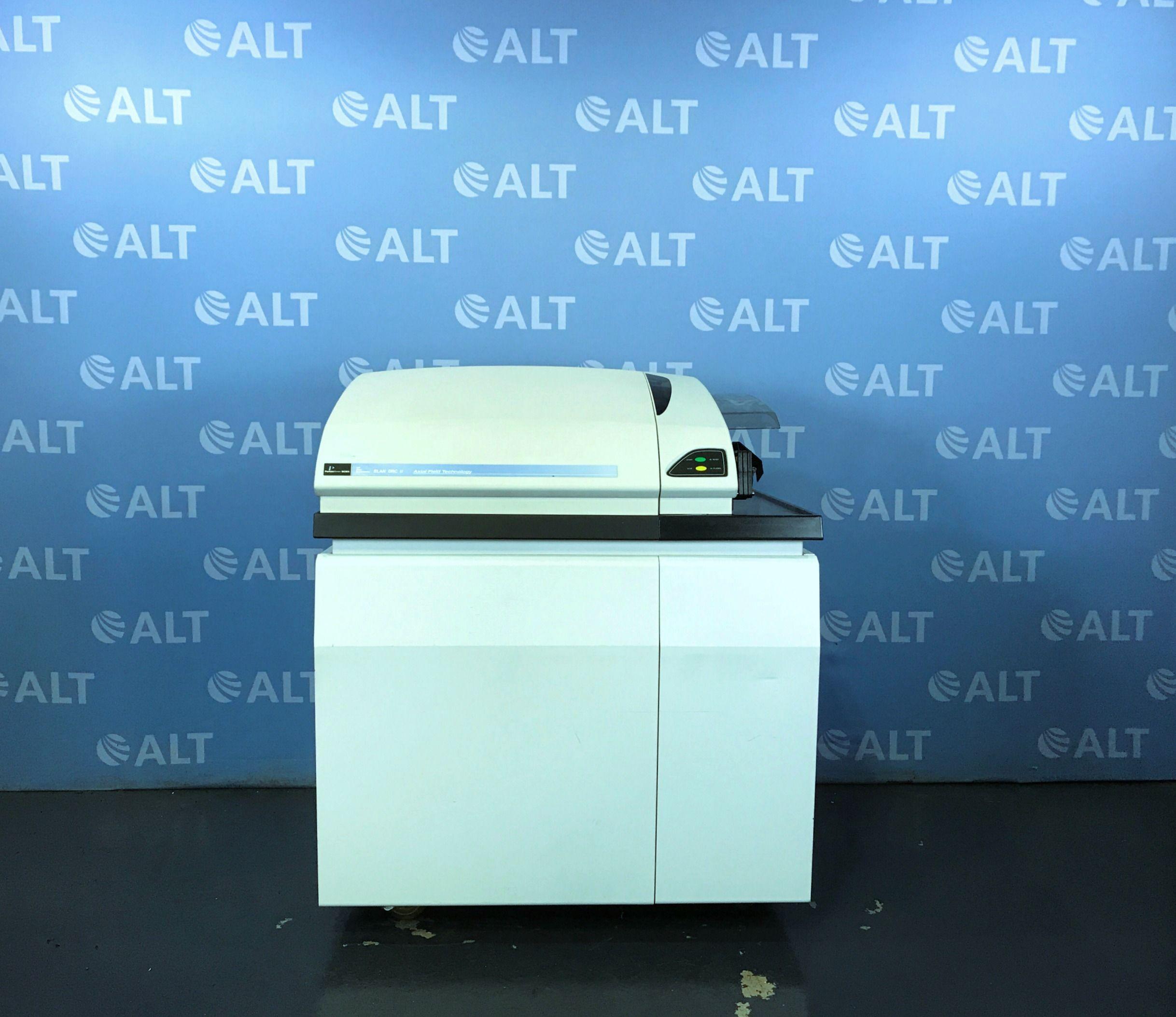 Perkin Elmer Sciex ELAN DRC II ICP Mass Spectrometer With Perkin Elmer AS-93 Plus Autosampler